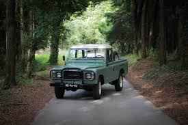 land rover one this vintage land rover stage one v8 u003d the perfect adventuremobile