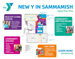 see the floor plans sammamish community ymca information