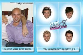 simulateur de coupe de cheveux homme application changer de coiffure homme coiffures féminines et