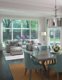sherwin williams alabaster dining room transitional with nailhead
