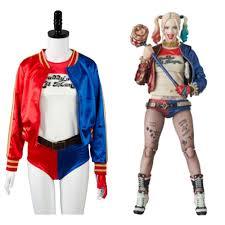 the joker and harley quinn halloween costumes online get cheap harley quinn movie jacket aliexpress com