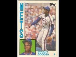 Answer Man Dwight Gooden Talks - strat o matic baseball 1984 cubs vs mets youtube
