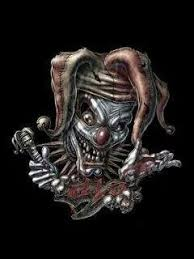 23 best it clown tattoos images on pinterest clowns bad azz and