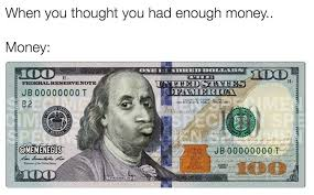 Funny Money Meme - money is love money is life funny meme about money eyesimple