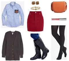 3 and cozy thanksgiving dinner college fashion