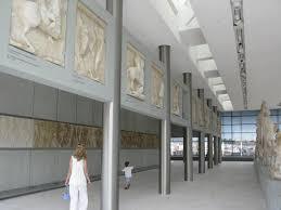 Parthenon Interior Controversy Reignites As British Mps Propose Finally Returning