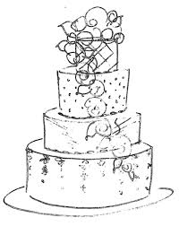 wedding cake clipart wedding cake clipart sketch pencil and in color wedding cake