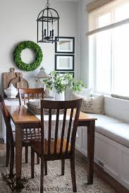 Summer Home Tour The Wood Grain Cottage - Dining room table decorations for summer