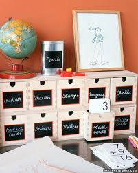 how to design the ultimate craft room chalkboards organizing