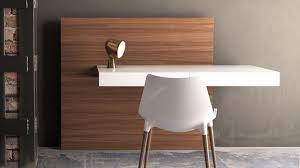 wall mounted floating desk with storage shelf nytexas with wall