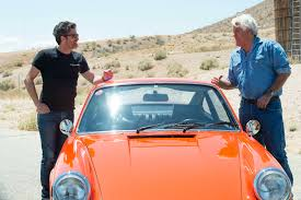 seinfeld porsche collection list an idiot tried to race jay leno and jerry seinfeld and blew his