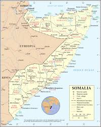 Djibouti Map Somalia The Retreat Of Al Shabaab Political Geography Now