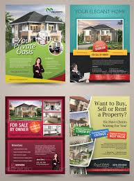 real estate brochure templates psd free 15 real estate flyer templates for marketing caigns