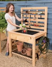 gardening bench potting benches potting tables gardener s supply
