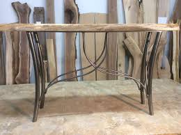 X Base Console Table Ohiowoodlands Console Table Base Steel Sofa Table Legs Accent