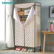 diy clothing storage singaye diy modern cloth wardrobe with wheels carbon steel clothing