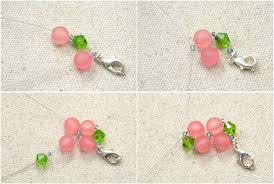 diy beaded flower bracelet images Easy right angle weave bracelet diy jpg