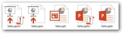 understanding powerpoint file formats powerpoint tips and tutorials