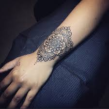 pretty mandala wrist best design ideas