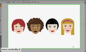 tutorial illustrator italiano crea una bambola con illustrator in 10 minuti illustrator tutorial