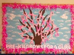 breast cancer awareness bulletin board bulletin boards