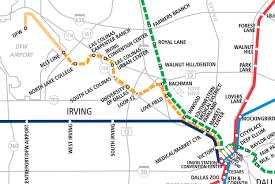 Dallas Dart Map by Dart Map Greeningaustindaily Unofficial Map Dallasfort Worth Rail