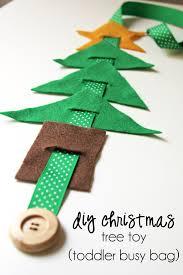 christmas felt christmas tree toy u2013 pinwheels and stories