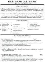 maintenance resume template maintenance electrician resume electrician resume template premium