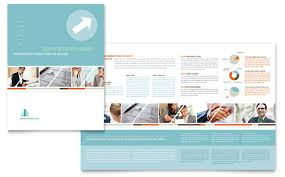 adobe illustrator brochure templates free management consulting brochure template word publisher