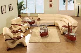 beige leather sectional sofa modern furniture store modern beige leather sectional sofa w two