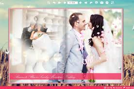 wedding album maker free picture book maker create animated photo albums to