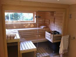 sauna im badezimmer fotogalerie saunen im bad müther