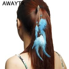 feather hair accessories hair accessories feathers promotion shop for promotional hair