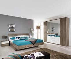 Schlafzimmer In Arles Schlafzimmer Adams Eiche Dekor Bett Schrank 2 Nachtkonsolen