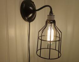 Edison Bulb Sconce Industrial Wall Sconce Pendant Edison Hanging Lamp