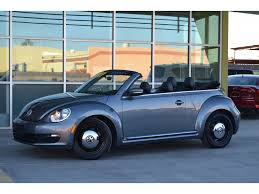 convertible volkswagen beetle used 2014 volkswagen beetle convertible for sale in tempe az used