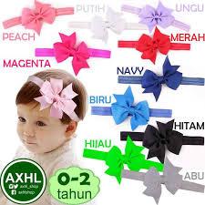 headband baby murah axhl jakmall