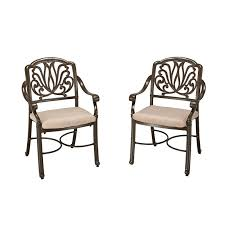 Swivel Patio Dining Chairs One Allium Way Lamoure Swivel Patio Dining Chair With Cushion