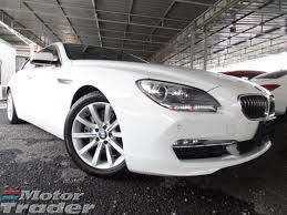 2012 bmw 640i gran coupe 2012 bmw 640i gran coupe 3 0l sunroof spec rm 308 500