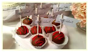 red velvet cake pops a favorite treat at any age the creative