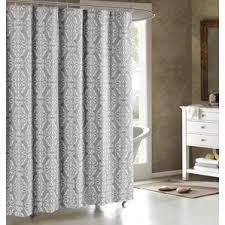 Silver Shower Curtains Gray U0026 Silver Shower Curtains You U0027ll Love Wayfair