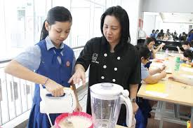 Binus Student Desk by Improve Your Cooking Skill With Binus School Simprug