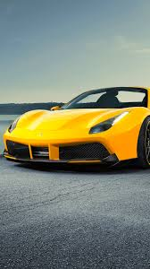 ferrari yellow car iphone 7 plus vehicles ferrari 488 wallpaper id 642409