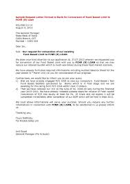 format of request letter to company loan request letter format company copy bank letter format new loan