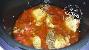 cuisine poulet basquaise poulet basquaise cookéo la cuisine des minis