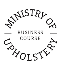 upholstery courses business start up course in modern upholstery ministry of upholstery