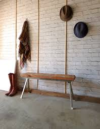 Industrial Bench Industrial Bench U2014 Stylemutt Home Your Home Decor Resource For