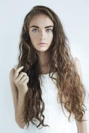 undercut long curly hair undercut haircut loose curly long undercut