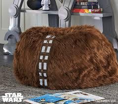 Pottery Barn Kids Bean Bag Chairs Star Wars Chewbacca Anywhere Beanbag Pottery Barn Kids