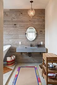 Recycled Bathroom Vanities by Recycled Bathroom Ideas Bathroom Contemporary With Concrete Floor